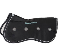 Magnetic Memory Saddle pad